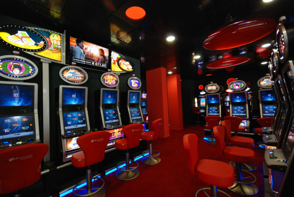 Tutto slot machine
