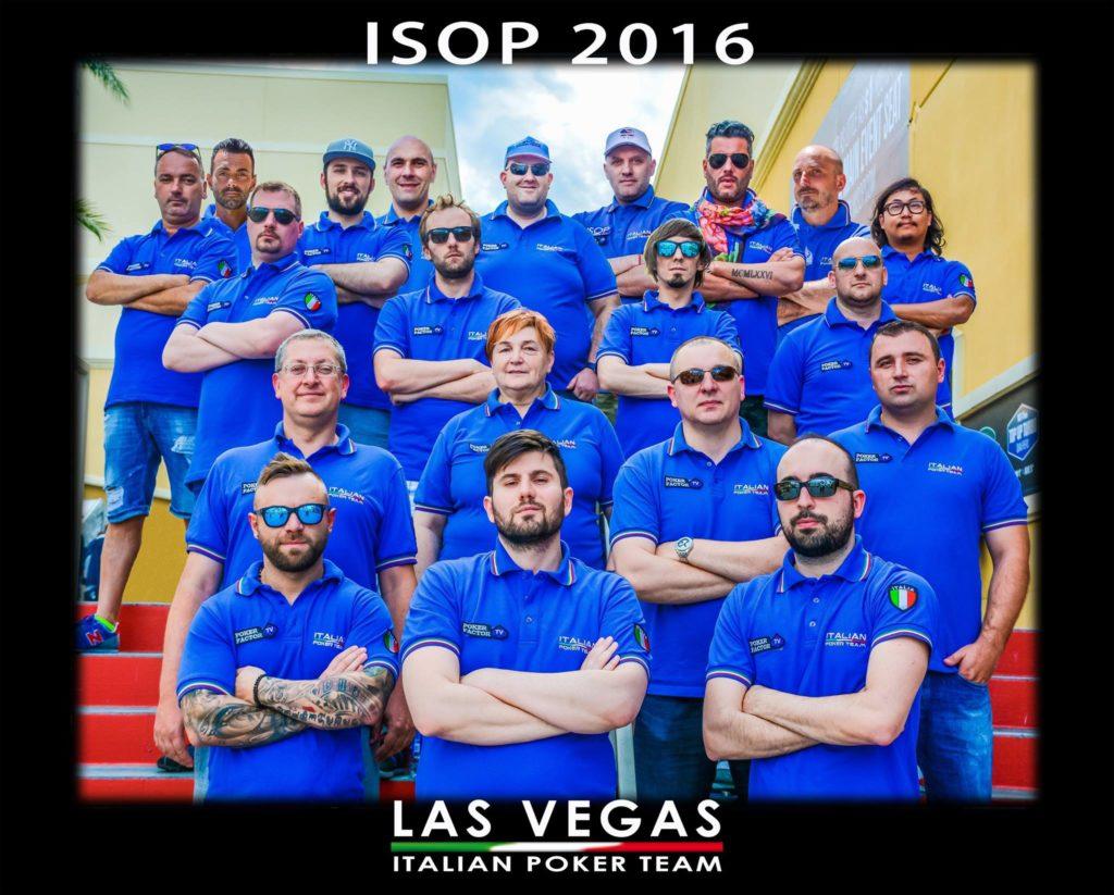 italian poker team 2016