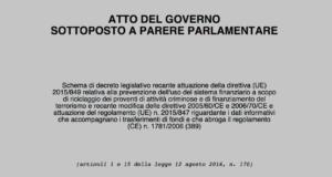 decreto_legislativo anti riciclaggio
