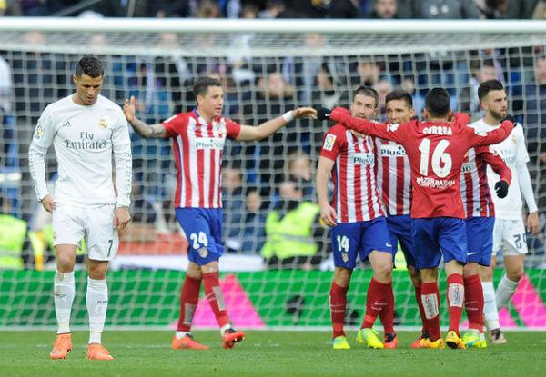 Scommesse calcio  Atletico Madrid-Real Madrid bac4e171e9678