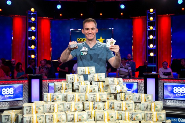 bonomo big one wsop