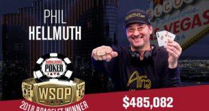 record wsop phil hellmuth 15 braccialetti
