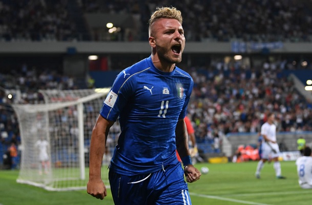 scommesse uefa nations league italia immobile