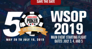 wsop 2019 Save the Date Carousel Graphic