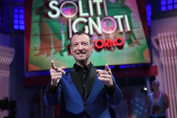 amadeus soliti ignoti lotteria italia