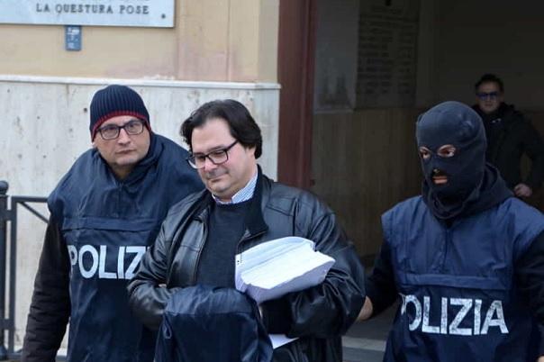 benedetto bacchi scommesse mafia polizia