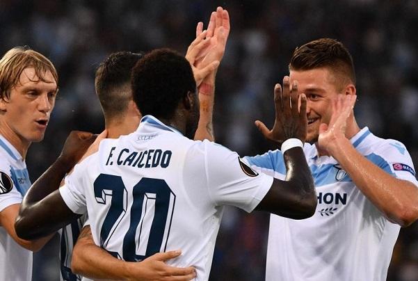 lazio quote europa league calcio italiane