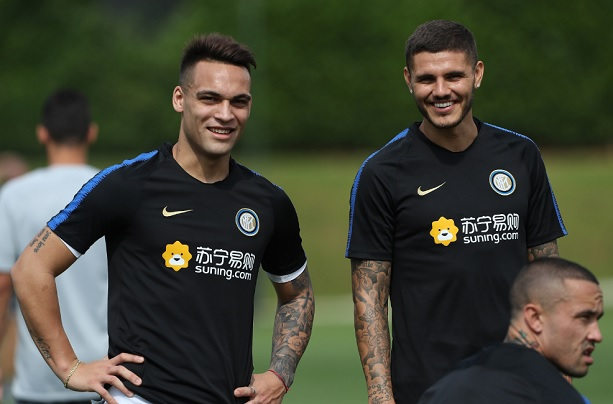 quote dzeko icardi inter spalletti