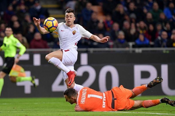 inter roma calcio serie a
