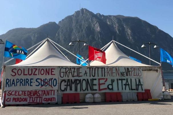 salviamo campione italia