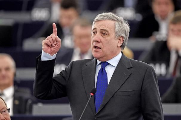 antonio tajani commissione UE