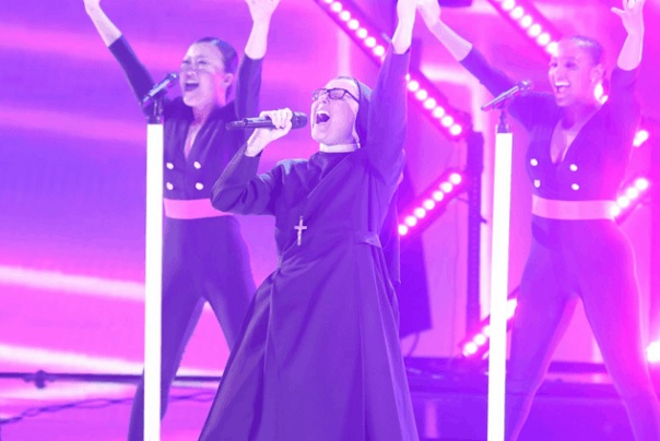 suor cristina ballando con le stelle