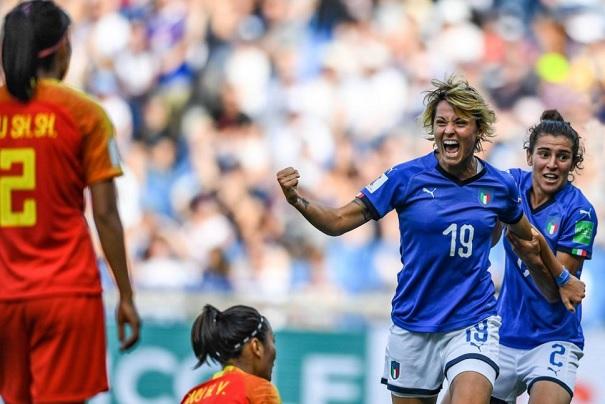 italia mondiali femminili