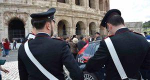 carabinieri roma magliana